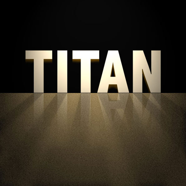 Titan Tutorial Step 11