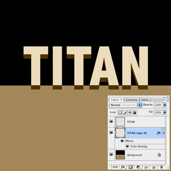 Titan Tutorial Step 3