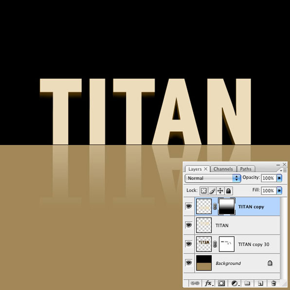 Titan Tutorial Step 5