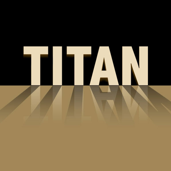 Titan Tutorial Step 8